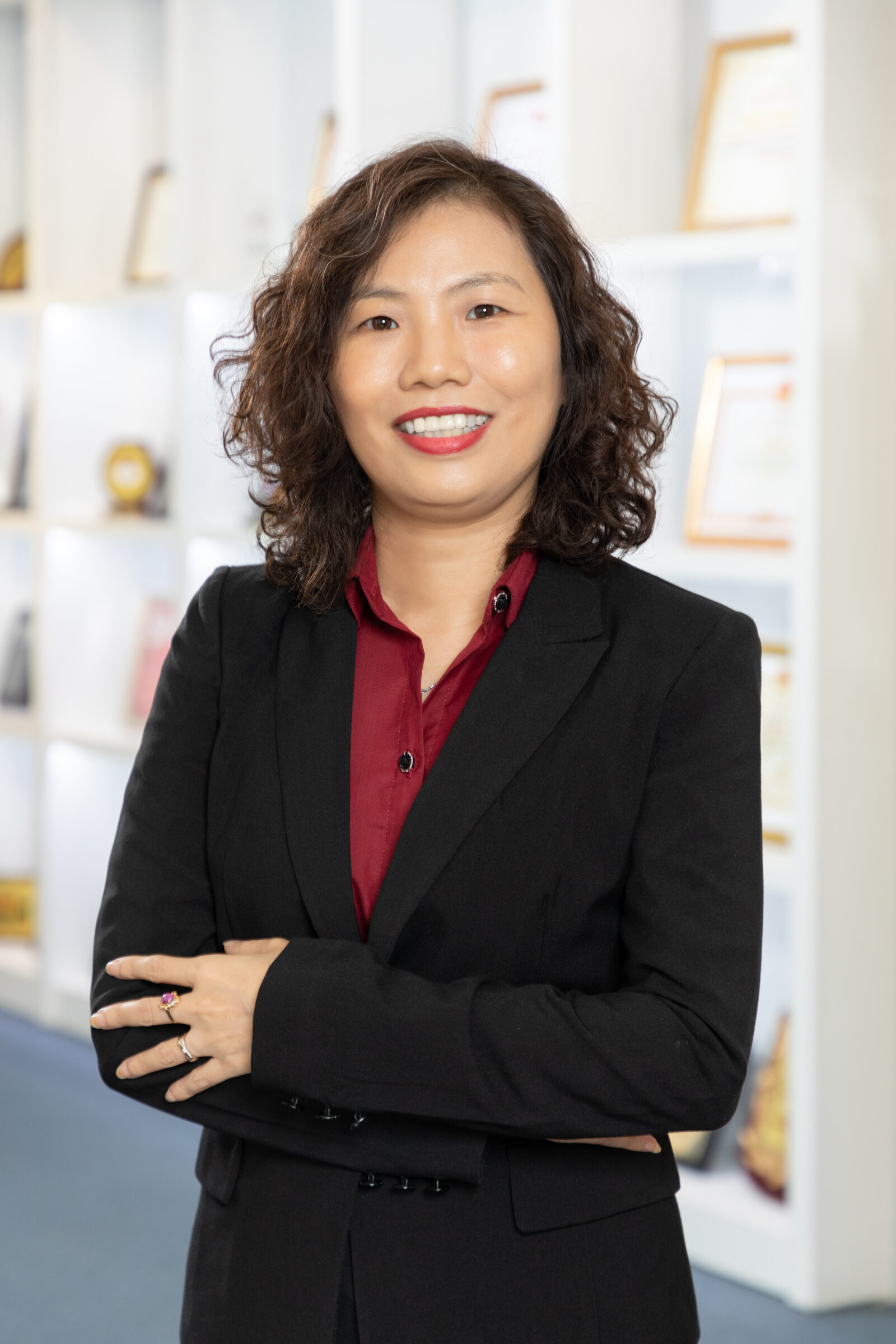 Ms. Nguyen Minh Hao Chief Accountant - Chief Financial Officer